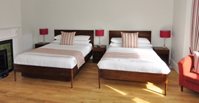 Relax in our well furnished rooms